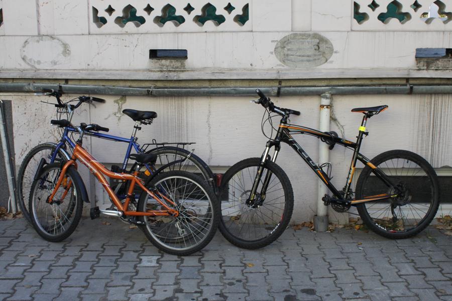 bicikli tranzit