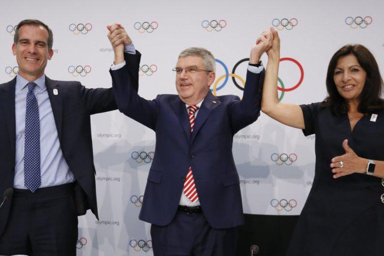 olimpiarendezés