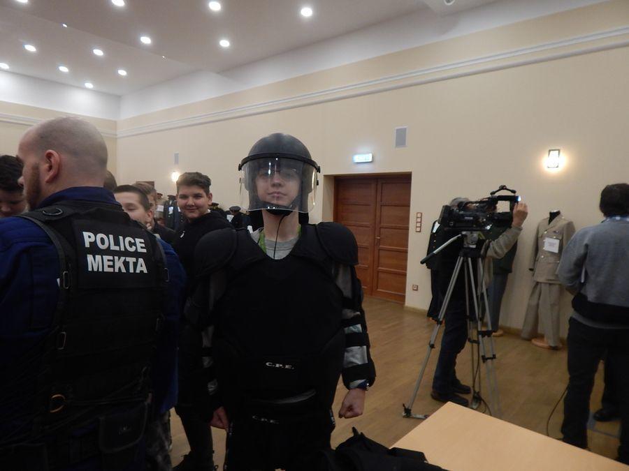Rendőrségi nyiltnap