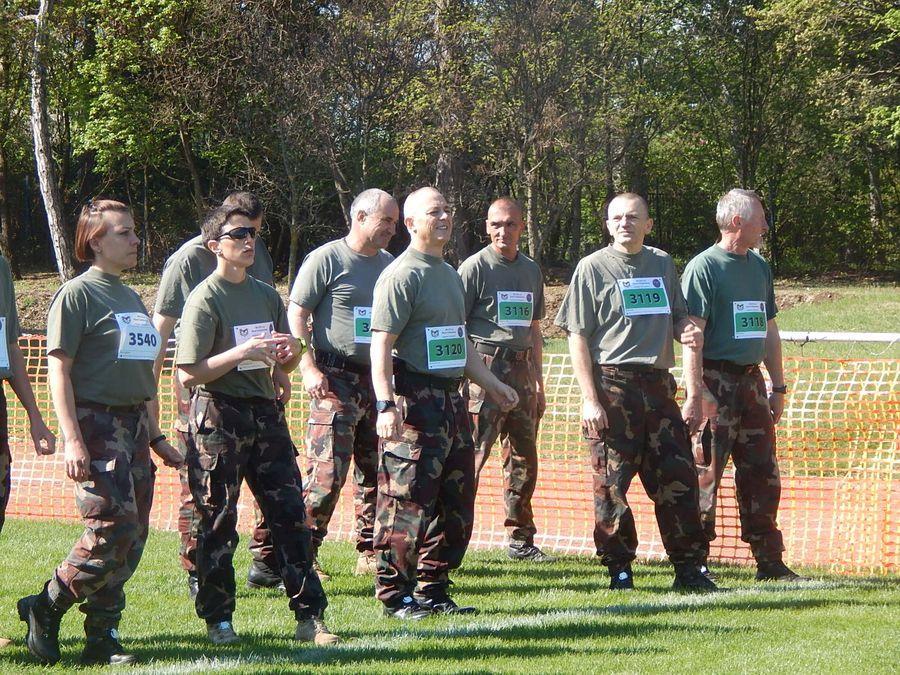 MH mezei futóversenye