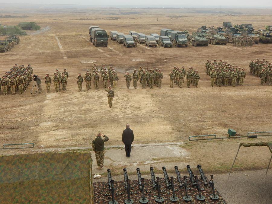 Katonai gyakorlat