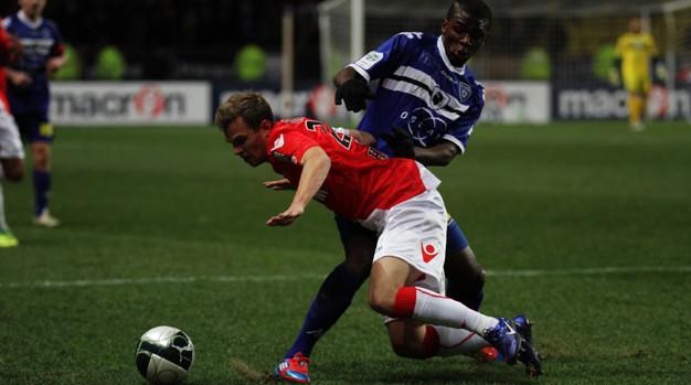 Koman Vladimir vesztes meccsen mutatkozott be Monacoban