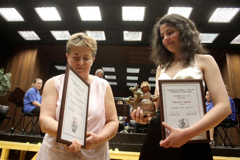 Átadták a Csermák-díjakat