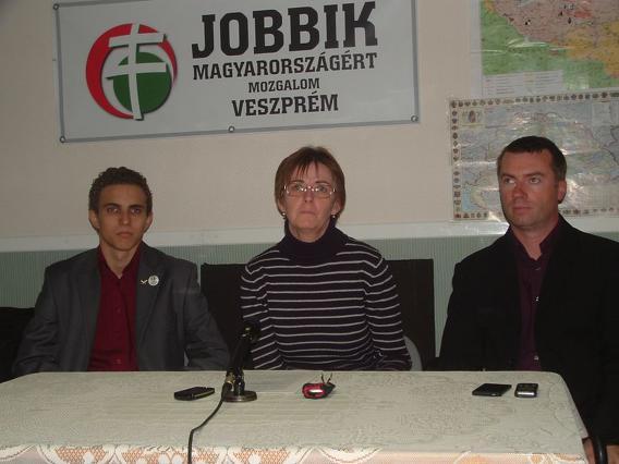 Jobbik sajtó